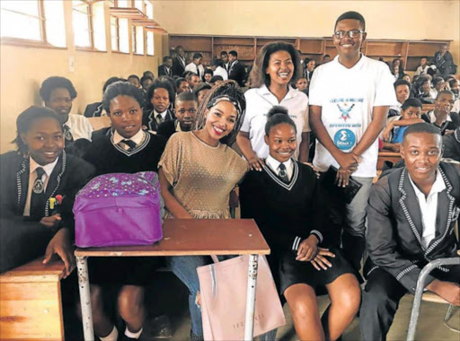 Actuary inspires youth to learn to love maths through new app
