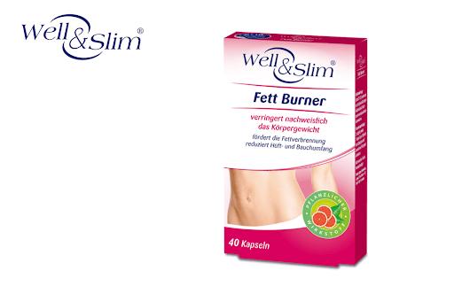 Bild für Cashback-Angebot: Well & Slim Fett Burner - Well&Slim