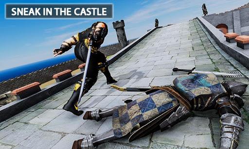 ninja warrior assassin epic battle 3d screenshot 3