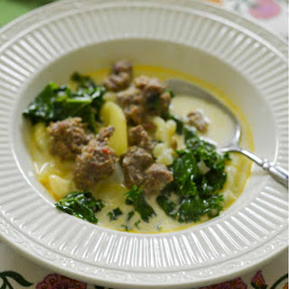 Olive Garden Zuppa Toscana Slow Cooker