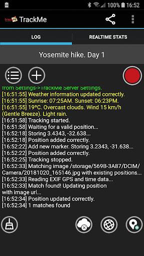 TrackMe (Official) screenshot 6