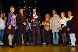 Photo: Участники юбилейного вечера М. Корзун