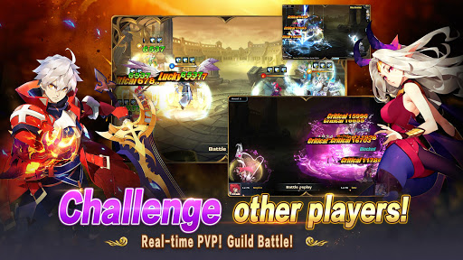 Fantasy Legend: War of Contract Apk apps 17