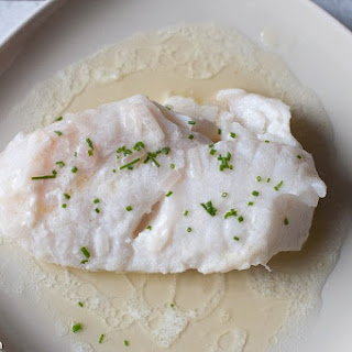 Butter Poached Monkfish