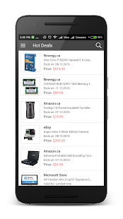 eDealinfoCA - Deals & Coupons- screenshot thumbnail
