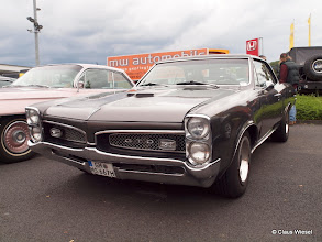 Photo: The Godfather of Muscle Cars: Pontiac GTO