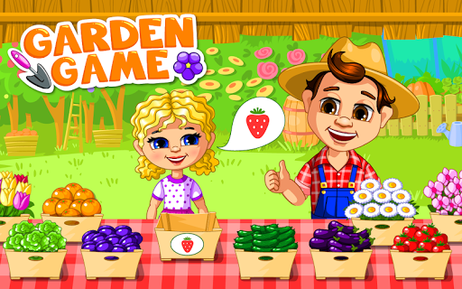 Garden Game for Kids  screenshots 7