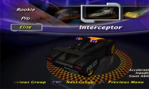 Cheats Nascar Rumble Racing - náhled