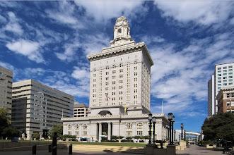 Photo: City Hall, Oakland CA