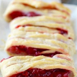 Cherry Almond Braid