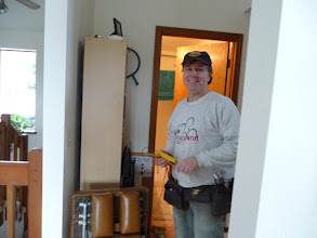 Photo: Paul, contractor with a giant heart