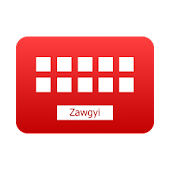 Zawgyi Hardware Keyboard(Beta)