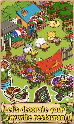 HamsterRestaurant CookingGames screenshots 3