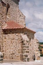 Photo: Sacristía (Agosto, 2000)