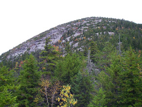 Photo: The rocky summit of Catamount, one of the great lower peaks in the Northeast.