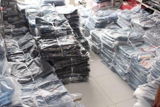 Sỉ quần áo Quảng Châu