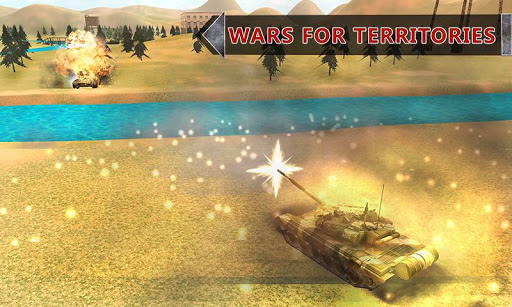 Battle Tanks Russia: Tank War Games APK 1.4 screenshots 4