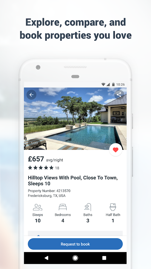 HomeAway Owners Direct- screenshot