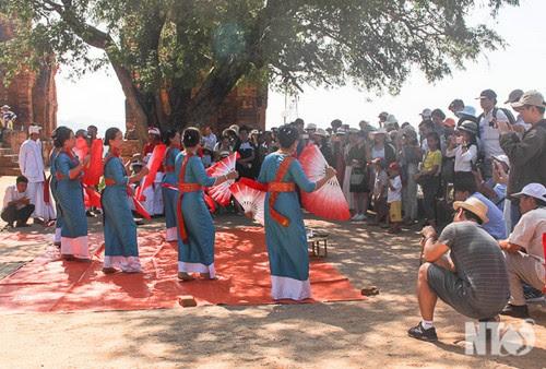 Du lịch Ninh Thuận vào mùa cao điểm 5