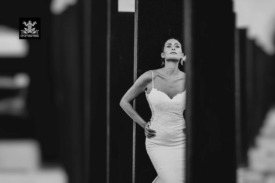 Vestuvių fotografas Ciro Magnesa (magnesa). Nuotrauka 28.08.2019