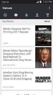 Bristol Motor Speedway - náhled