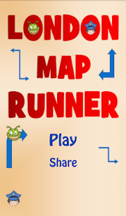 London Map Runner- screenshot thumbnail