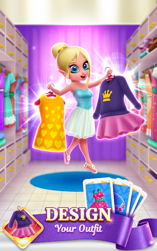 Princess Alice - Bubble Shooter Game apkdebit screenshots 1