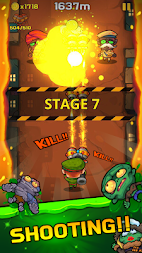 Zombie Masters VIP - Ultimate Action Game APK screenshot thumbnail 2