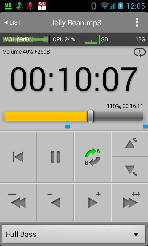 All That Recorder Lite - screenshot