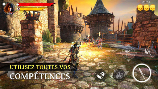 Iron Blade: Medieval Legends RPG  captures d'écran 2