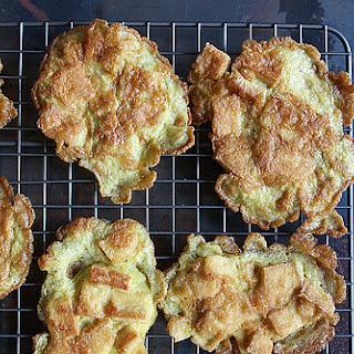 Fried Tofu and Egg Pancake Recipe (Tahu Telur).
