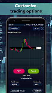 Binary Options trading master