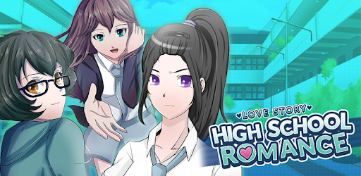 Anime high school dating games