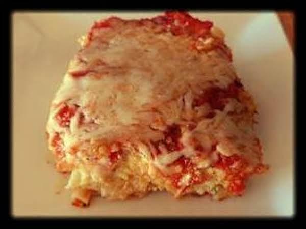 Butternut Squash Pasta Lasagna