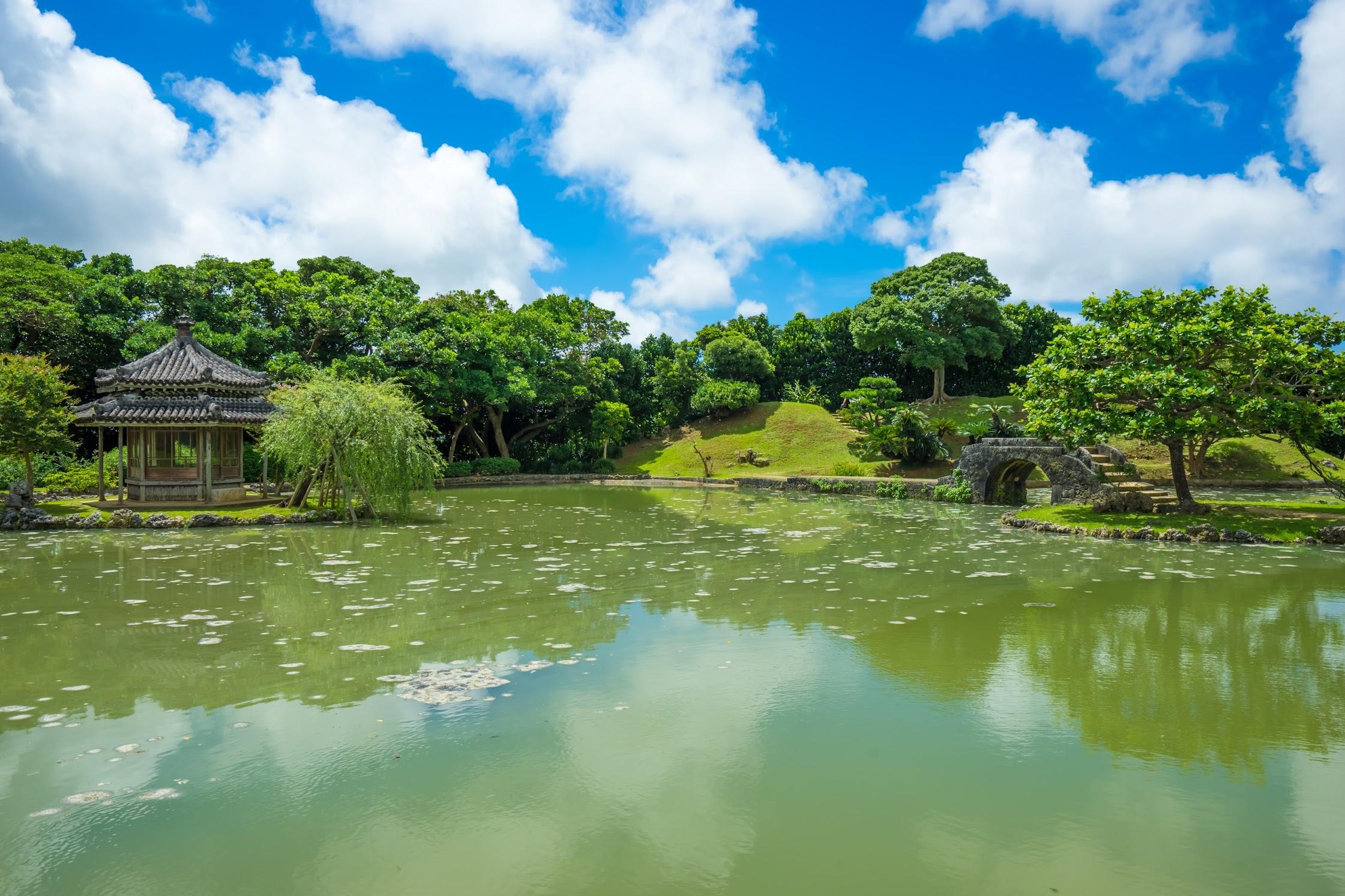 Naha Shikinaen Garden2