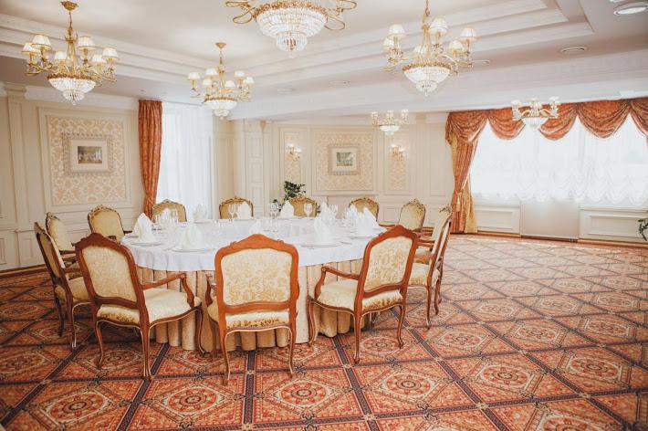 Фото №1 зала Зал «Петербургский»