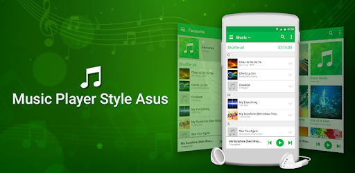 Music Player for Asus Zenfone - Apps on Google Play