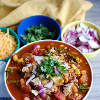 Chili With Black Beans In Crock Pot Recipes