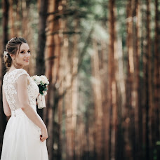 Wedding photographer Inga Kagarlyk (ingalisova). Photo of 27.09.2018