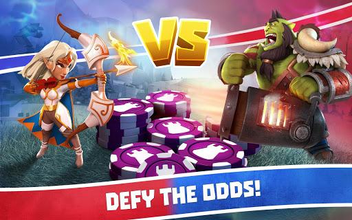 Castle Creeps Battle screenshot 10