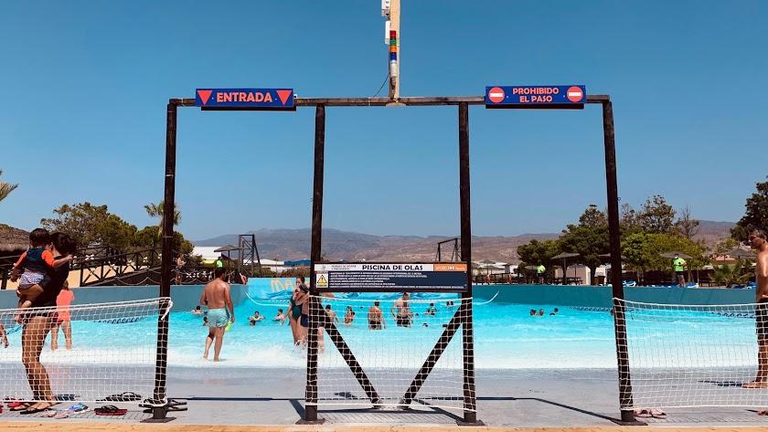 Mario Park en Roquetas de Mar implementa todas las medidas de seguridad en sus instalaciones.