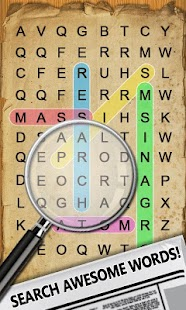 Word Search Puzzle - screenshot thumbnail