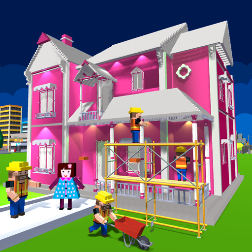 Doll House Design & Decoration : Girls House Games (game)