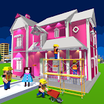 Doll House Design & Decoration : Girls House Games