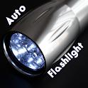 AUTO flash: Automatic flash Light icon