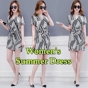 Women's Summer Dress icon