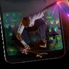 Skateboard Keyboard icon