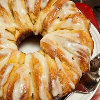 Lemony Pull-apart Bread Made Easier With a Bread Machine and a Bundt Pan
