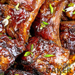 Chinese Sticky Ribs.