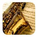 Saxophone lessons icon